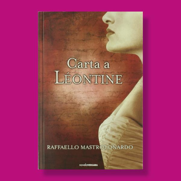 Carta a Léontine - Raffaello Mastrolonardo - Novela Vergara