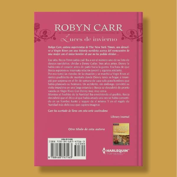 Luces de invierno - Robyn Carr - Harlequin