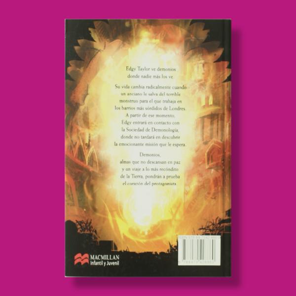 El coleccionista de demonios - Jon Mayhew - Macmillan