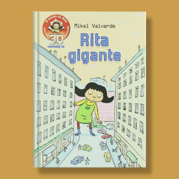 Rita gigante - Mikel Valverde - Macmillan