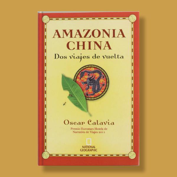 Amazonia china - Oscar Calavia - National Geographic