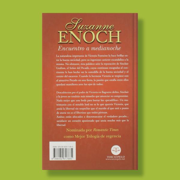 Encuentro a medianoche - Luzanne Enoch - Terciopelo
