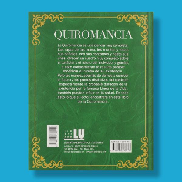 La quiromancia - Marc Perrier - S.L. Ediciones