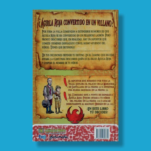 Águila roja: el impostor - Andrés Carrión - Hidra Editores