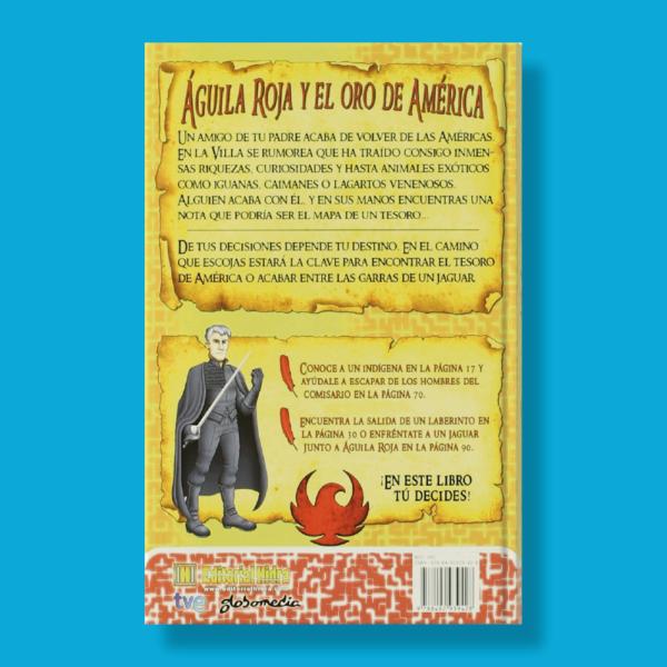 Águila roja - Andrés Carrión - Hidra Editores