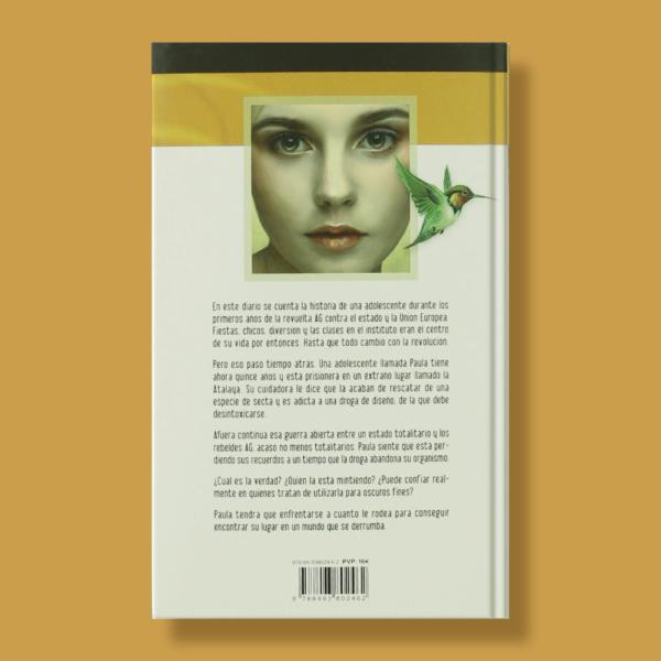 Diario de una adolescente del futuro - Javier Cosnava & Eva Rubio - Ilarion