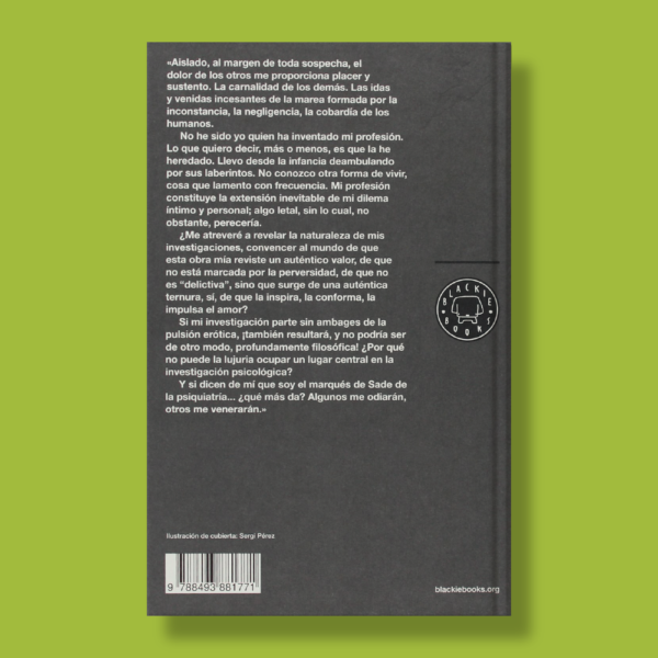 Netsuke - Rikki Ducornet - Blackie Books