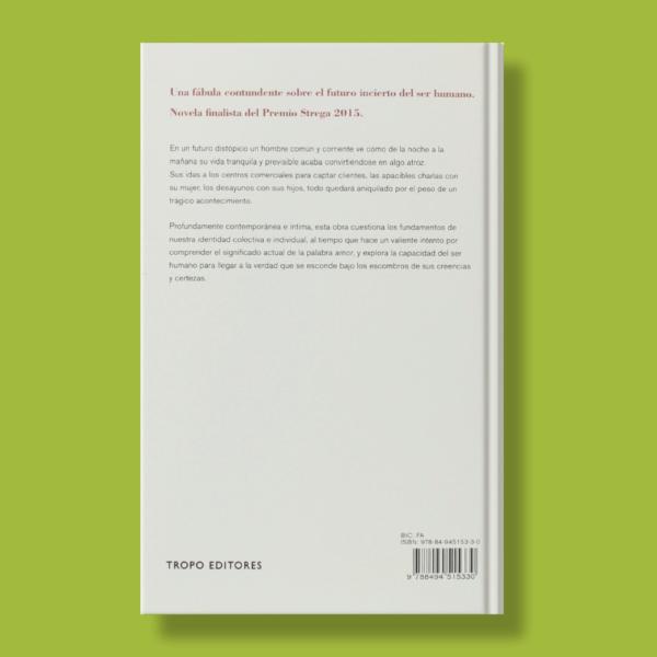 Las chimeneas ya no echan humo - Paola Zardi - Tropo Editores
