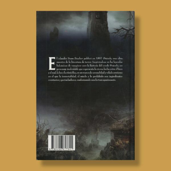 Drácula - Bram Stoker - Alba Libros