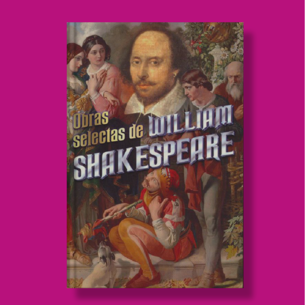 Obras secretas de William Shakespeare - Shakespeare - Albor