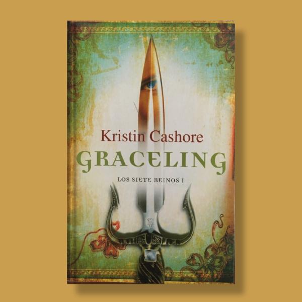 Graceling - Kristin Cashore - Roca