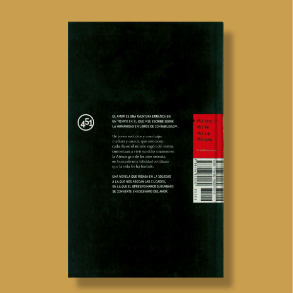 La señora Kula - Menis Kumandareas - 451 Editores