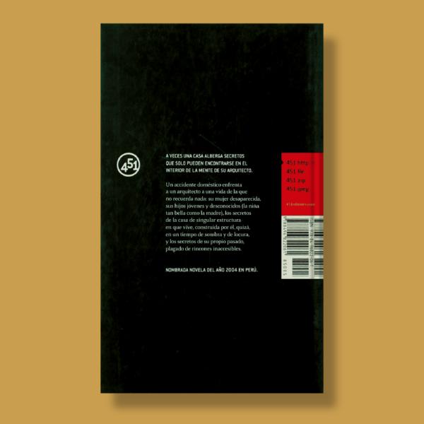 Casa - Enrique Prochazka - 451 Editores