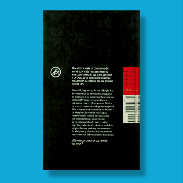 Serás vapor antes que lluvia - Luís Rodriguez Rivera - 451 Editores