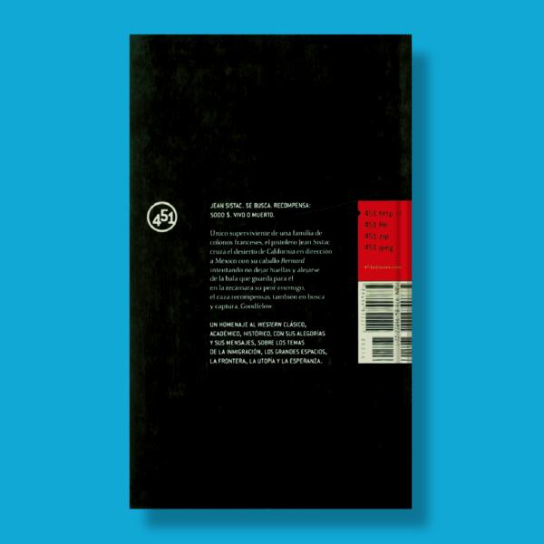 Sistac Western - Charlie Galibert - 451 Editores