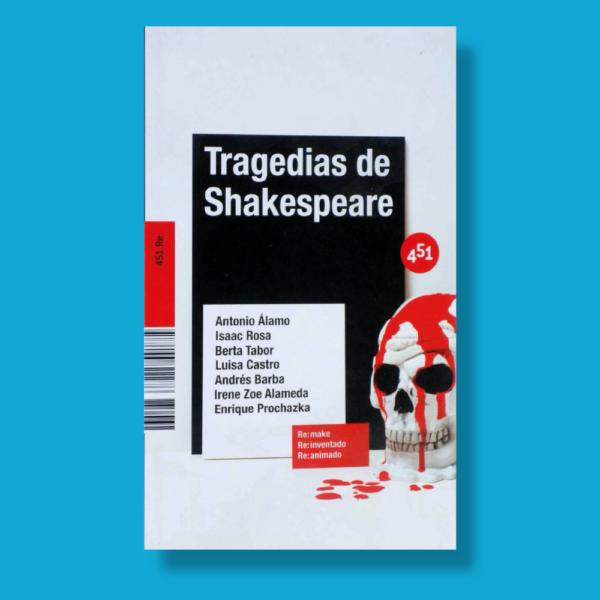 Tragedias de Shakespeare - Varios Autores - 451 Editores