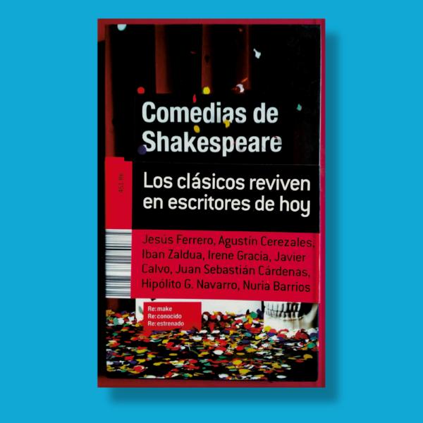 Comedias de Shakespeare - Varios Autores - 451 Editores