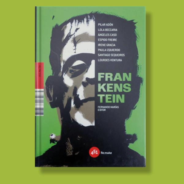 Frankenstein - Varios Autores - 451 Editores