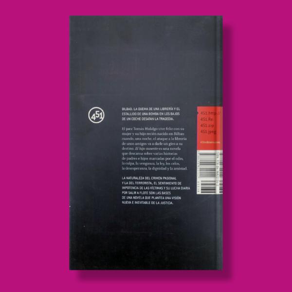 El hijo ausente - Miguel Tomas Valiente - 451 Editores