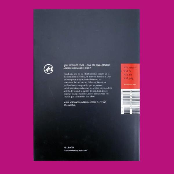 Don Juan - Varios Autores - 451 Editores