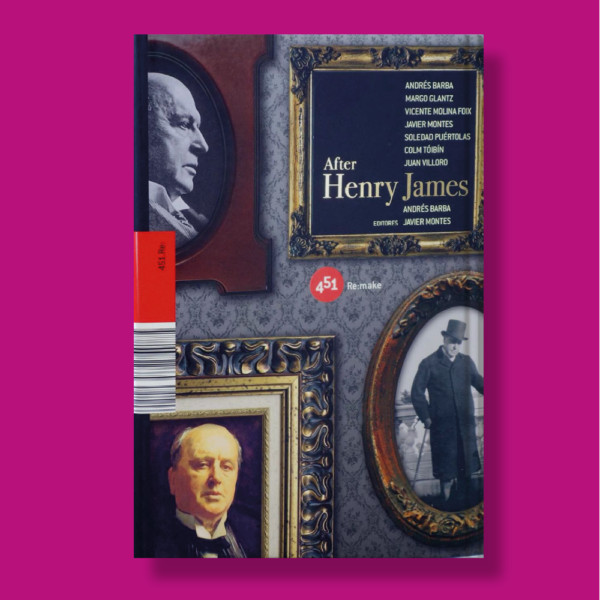 After Henry James - Varios Autores - 451 Editores