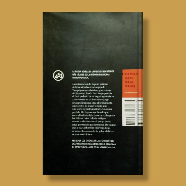 Un hombre vulgar - Miguel de Palol - 451 Editores