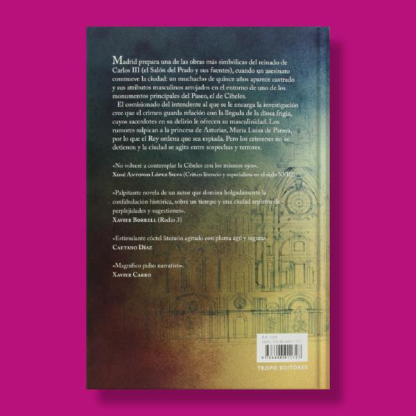 La navaja inglesa - José De Cora - Tropo Editores