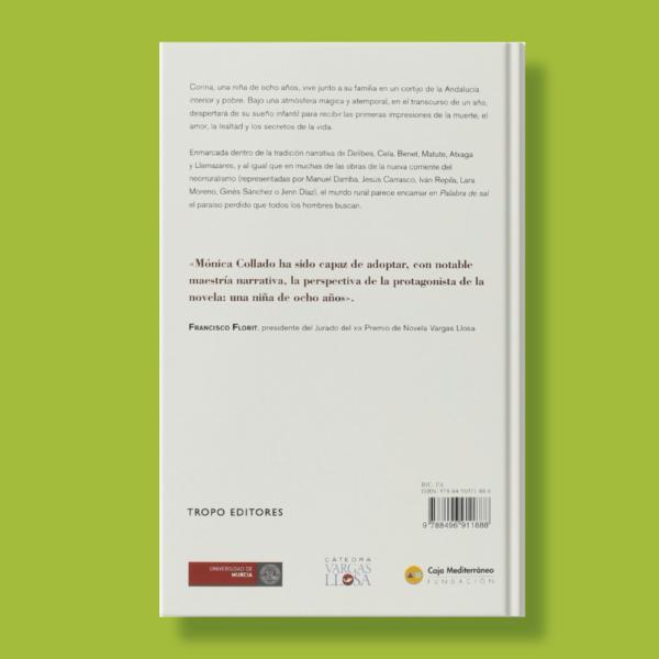 Palabras de sal - Mónica Collado Cañas - Tropo Editores