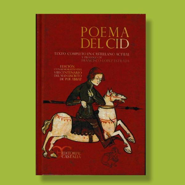 Poema del Mío Cid - Anónimo - Castalia