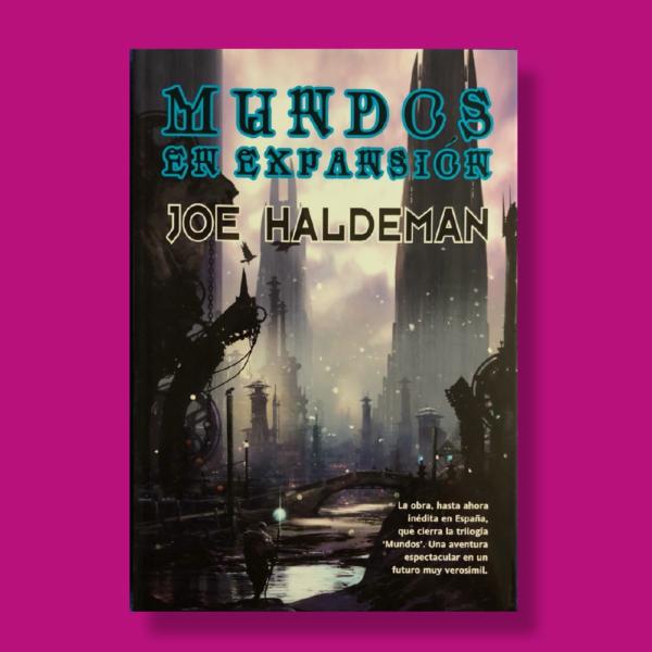 Mundos en expansión - Joe Haldeman - La Factoría