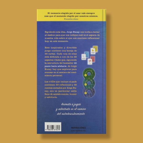 El juego de los 20 pasos - Jorge Bucay - Integral