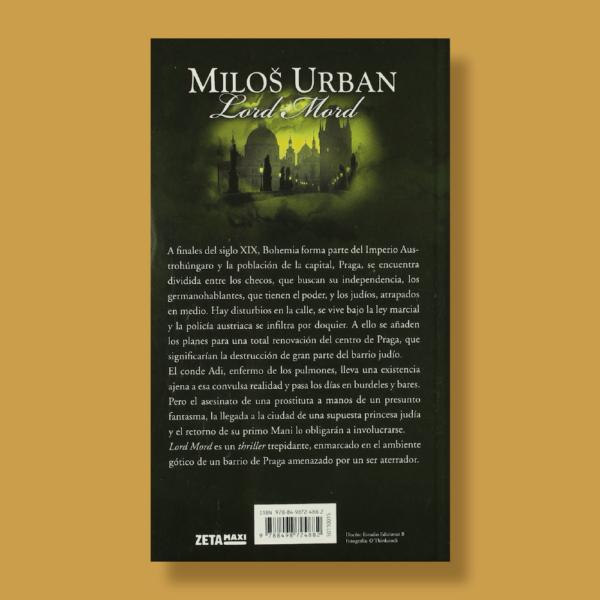 Lord Mord - Milos Urban - Zeta