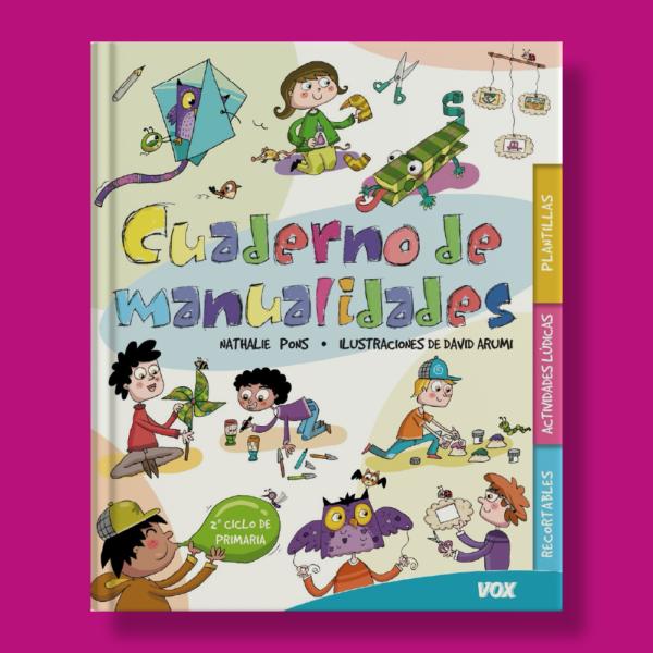 Cuaderno de manualidades - Nathaie Pons - VOX
