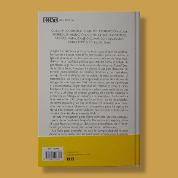 Código Francisco - Marcelo Larraquy - Debate