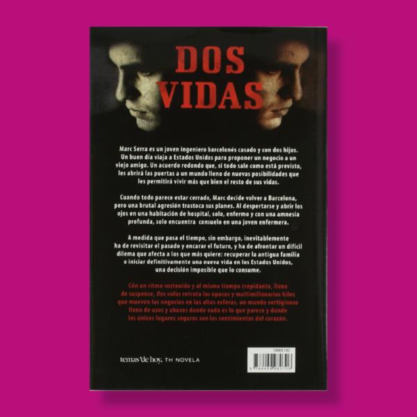 Dos vidas - Joan Piqué - Ediciones Temas de Hoy