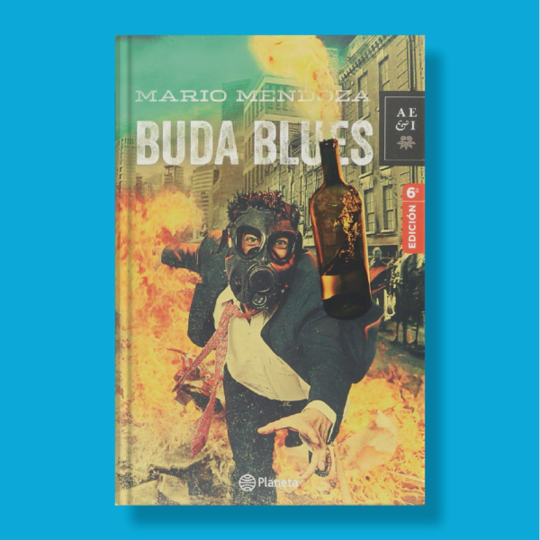 Buda blues - Mario Mendoza - Planeta
