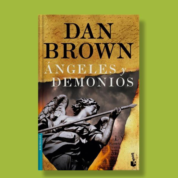 Ángeles y demonios - Dan Brown - Booket