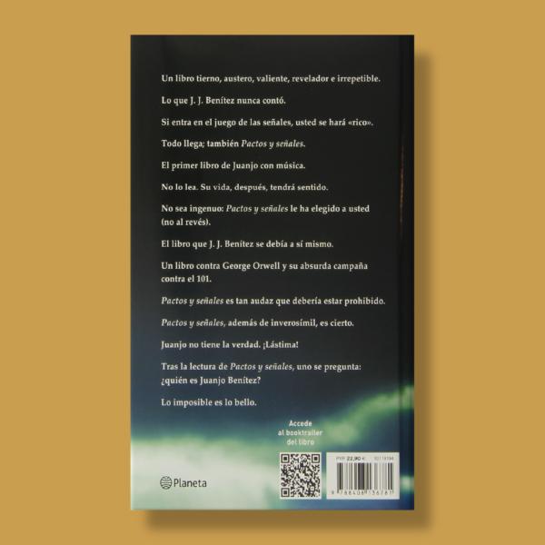 Pactos y señales - JJ Benítez - Planeta
