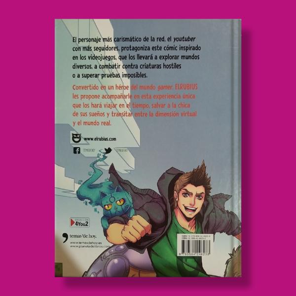 El rubius virtual hero - Varios Autores - Planeta