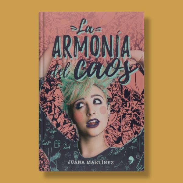 La armonía del caos - Juana Martinez - Ediciones Temas de Hoy