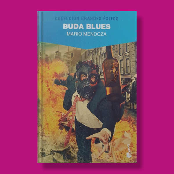 Buda blues - Mario Mendoza - Booket
