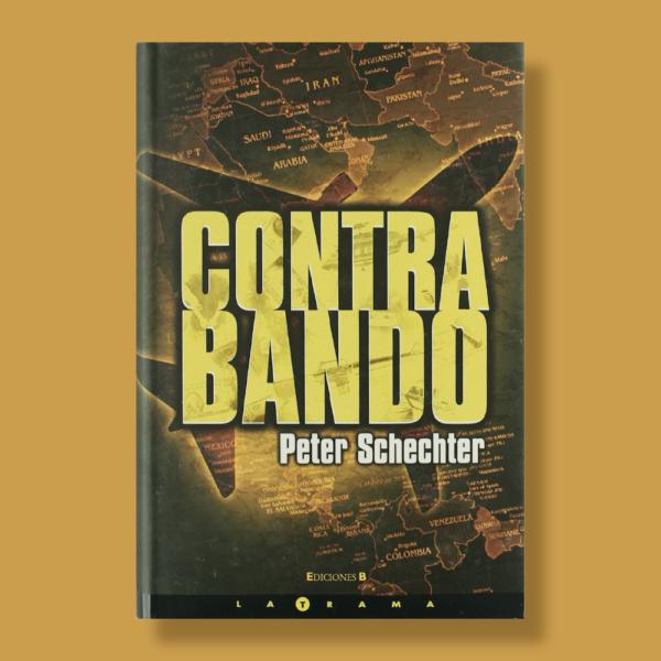 Contrabando - Peter Schechter - Ediciones B