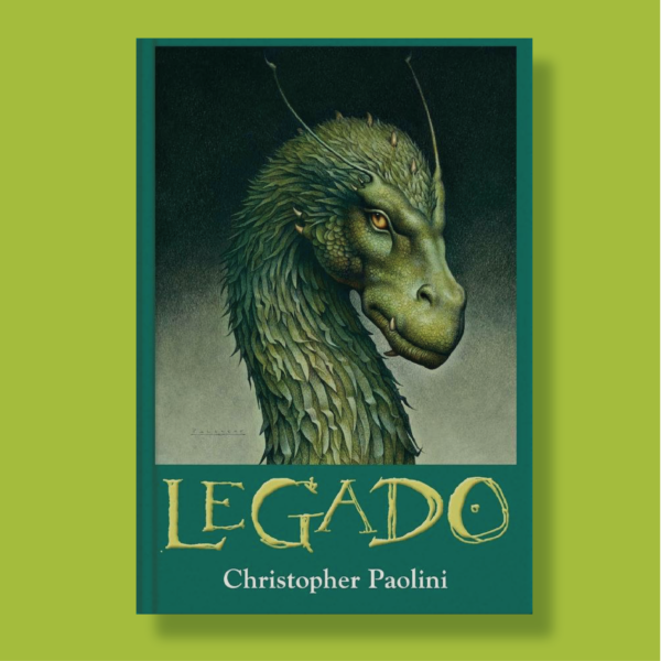Legado - Cristopher Paolini - Roca