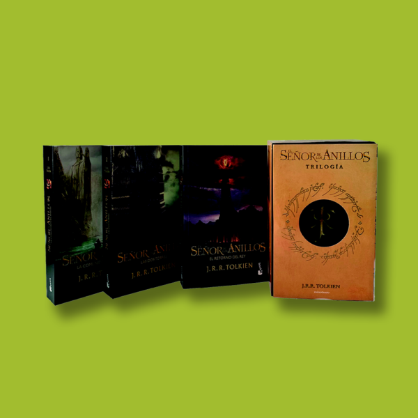 El señor de los anillos: Trilogía - J.R.R. Tolkien - Minotauro