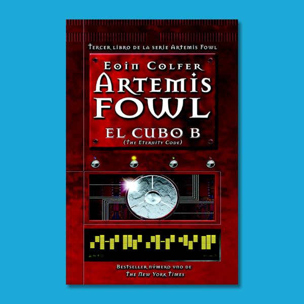 Artemis Fowl: El cubo B - Eoim Colfer - Random House