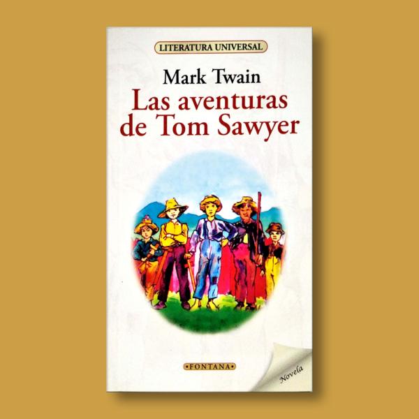 Las aventuras de Tom Sawyer - Mark Twain - Ediciones Brontes