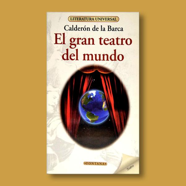 El gran teatro del mundo - Calderón de la Barca - Ediciones Brontes
