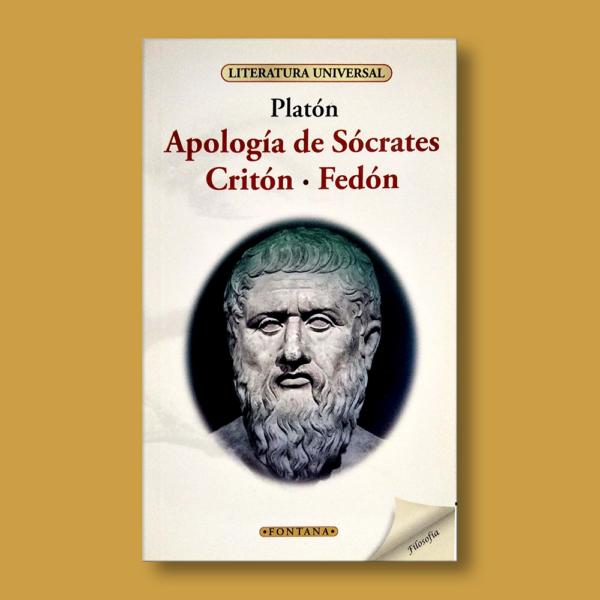 Apología de Sócrates - Critón - Fedón - Platón - Ediciones Brontes