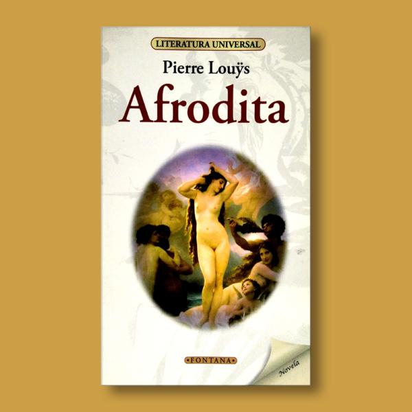 Afrodita - Pierre Louÿs - Ediciones Brontes