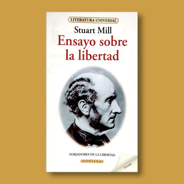 Ensayo sobre la libertad - Stuart Mill - Ediciones Brontes